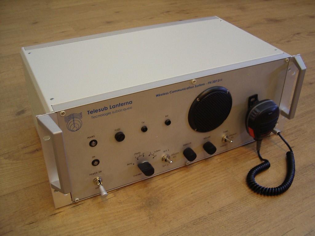 Emergency Underwater Communication - Sonistics